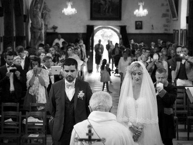 Le mariage de Steven et Amandine à Souvigny-en-Sologne, Loir-et-Cher 56