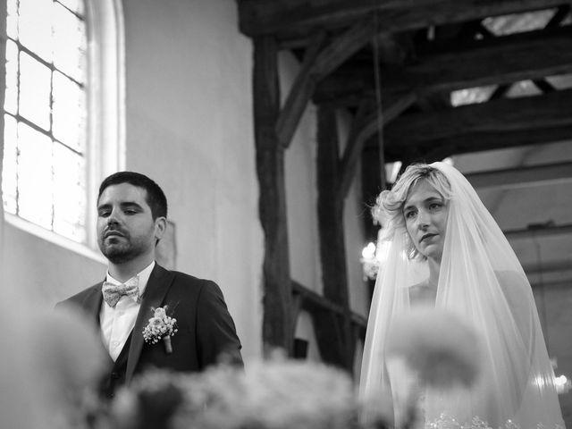 Le mariage de Steven et Amandine à Souvigny-en-Sologne, Loir-et-Cher 57