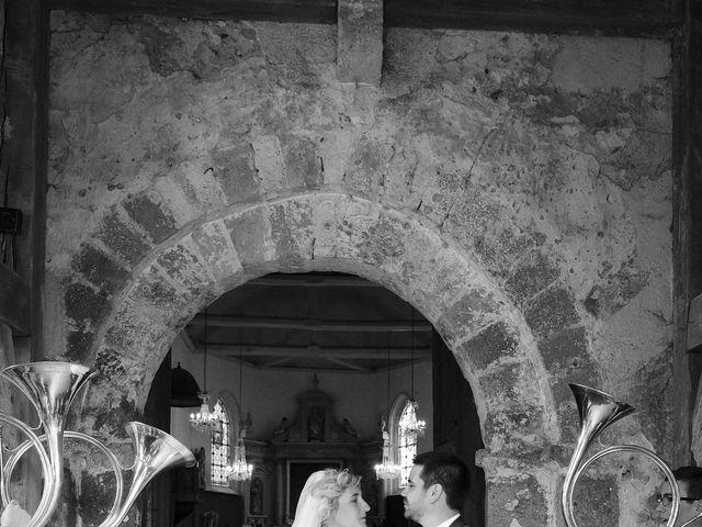Le mariage de Steven et Amandine à Souvigny-en-Sologne, Loir-et-Cher 58