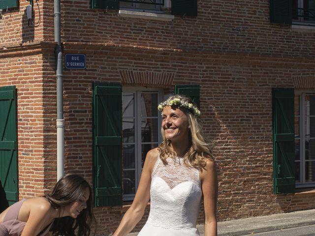 Le mariage de Christophe et Marie à Toulouse, Haute-Garonne 14