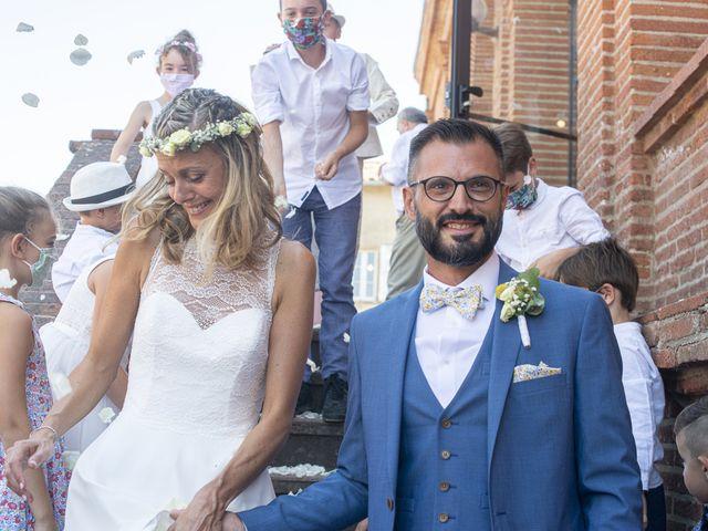 Le mariage de Christophe et Marie à Toulouse, Haute-Garonne 20