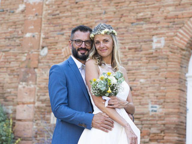 Le mariage de Marie et Christophe