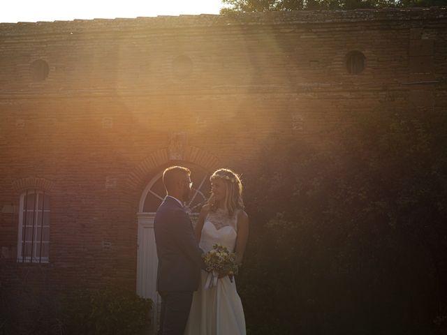 Le mariage de Christophe et Marie à Toulouse, Haute-Garonne 64