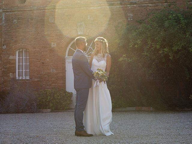 Le mariage de Christophe et Marie à Toulouse, Haute-Garonne 65