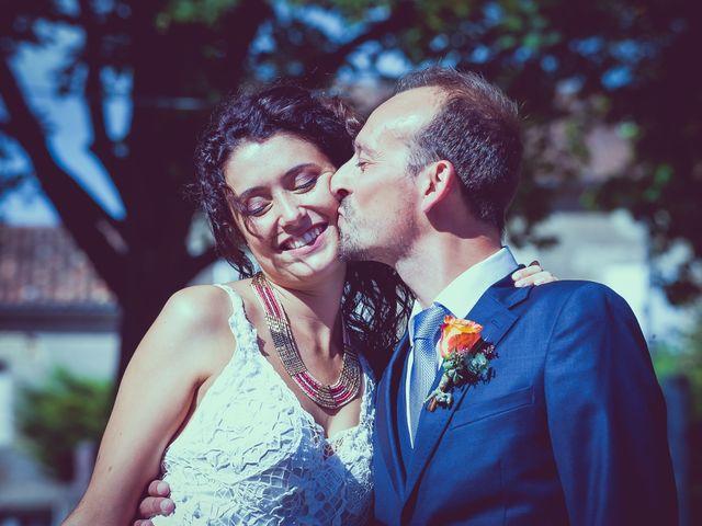 Le mariage de David et Oriane à Montamisé, Vienne 12