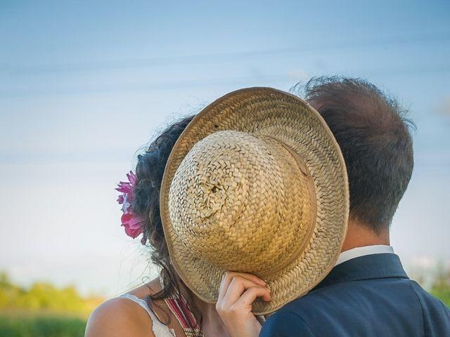 Le mariage de David et Oriane à Montamisé, Vienne 16
