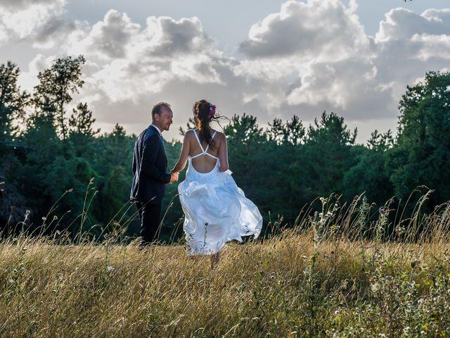 Le mariage de David et Oriane à Montamisé, Vienne 17