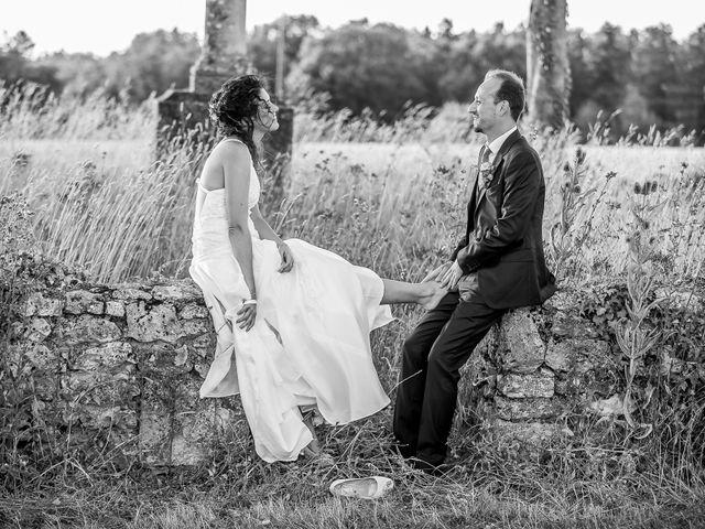 Le mariage de David et Oriane à Montamisé, Vienne 19