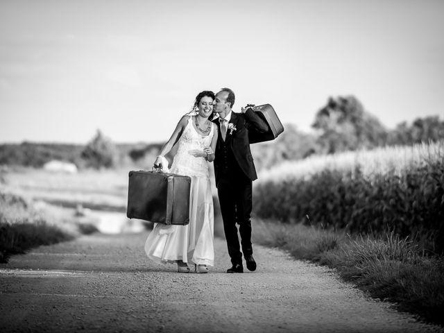 Le mariage de David et Oriane à Montamisé, Vienne 21
