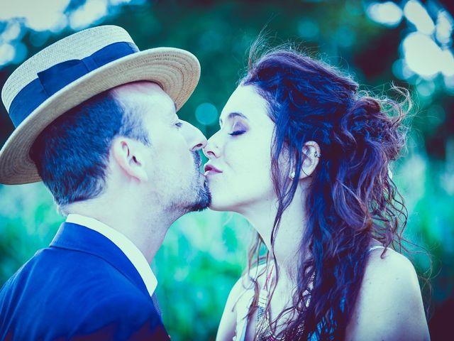 Le mariage de David et Oriane à Montamisé, Vienne 22