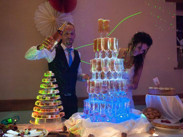 Le mariage de David et Oriane à Montamisé, Vienne 33