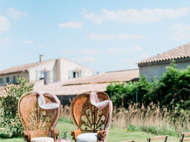 Le mariage de Nicolas et Camille  à Aubignan, Vaucluse 8