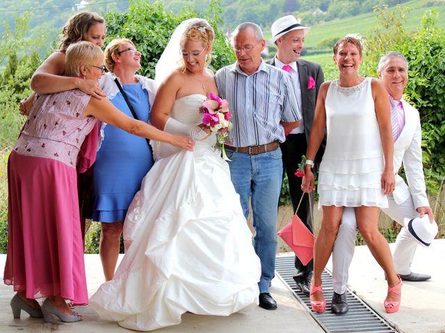 Le mariage de Olivier et Elodie à Jouarre, Seine-et-Marne 2