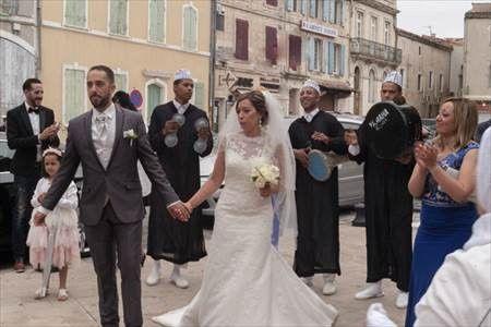 Le mariage de Julien et Aoitife à Manduel, Gard 15