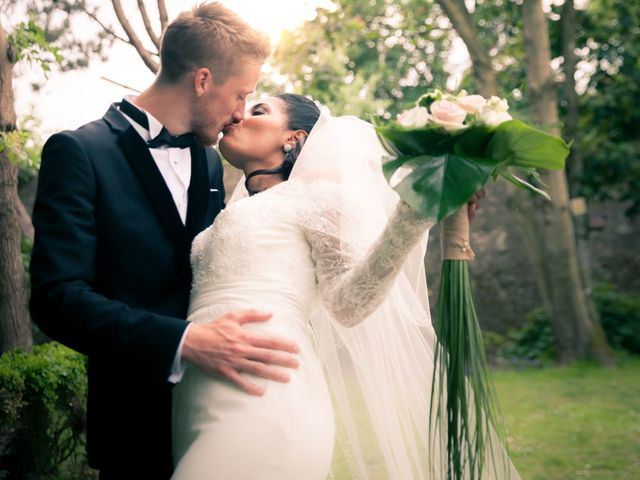 Le mariage de Ginette et Rémy
