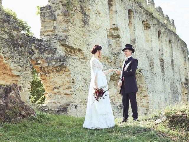 Le mariage de Fabrice et Amélie à Beauvoir-en-royans , Isère 12