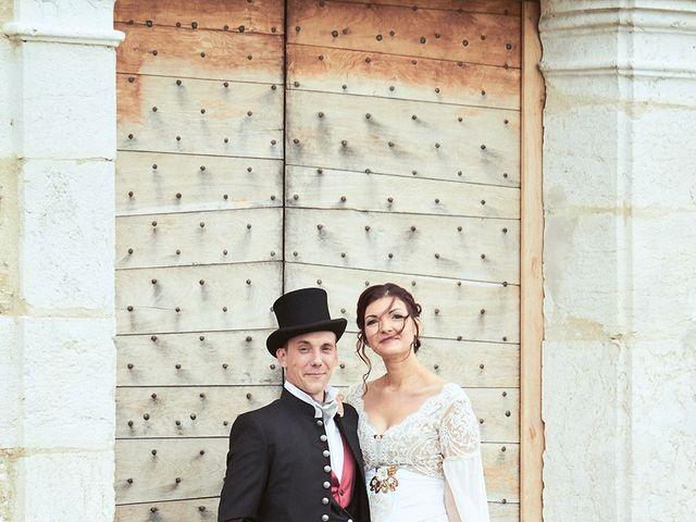 Le mariage de Fabrice et Amélie à Beauvoir-en-royans , Isère 19