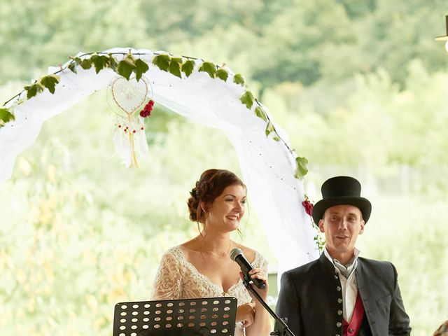 Le mariage de Fabrice et Amélie à Beauvoir-en-royans , Isère 21