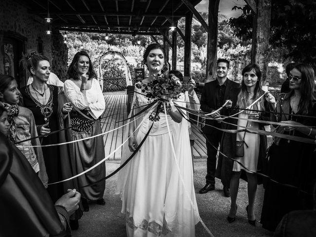 Le mariage de Fabrice et Amélie à Beauvoir-en-royans , Isère 23