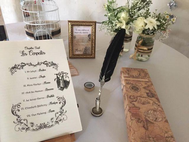 Le mariage de Fabrice et Amélie à Beauvoir-en-royans , Isère 39
