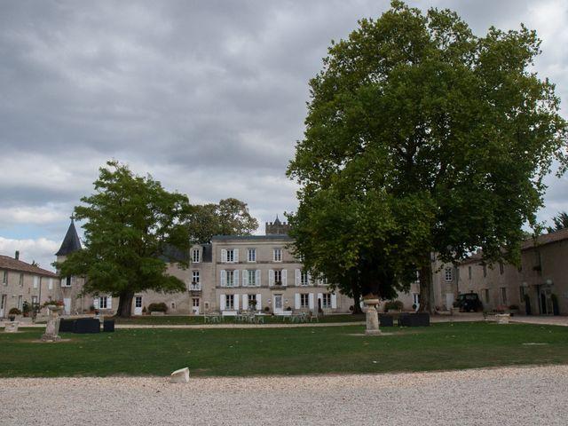 Le mariage de Fabien et Aurélie à Niort, Deux-Sèvres 15