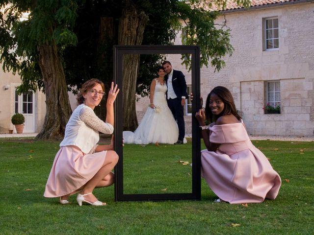 Le mariage de Fabien et Aurélie à Niort, Deux-Sèvres 24