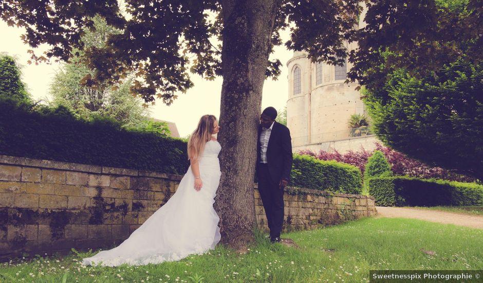 Le mariage de Marc-Antoine et Cindy à Ercuis, Oise
