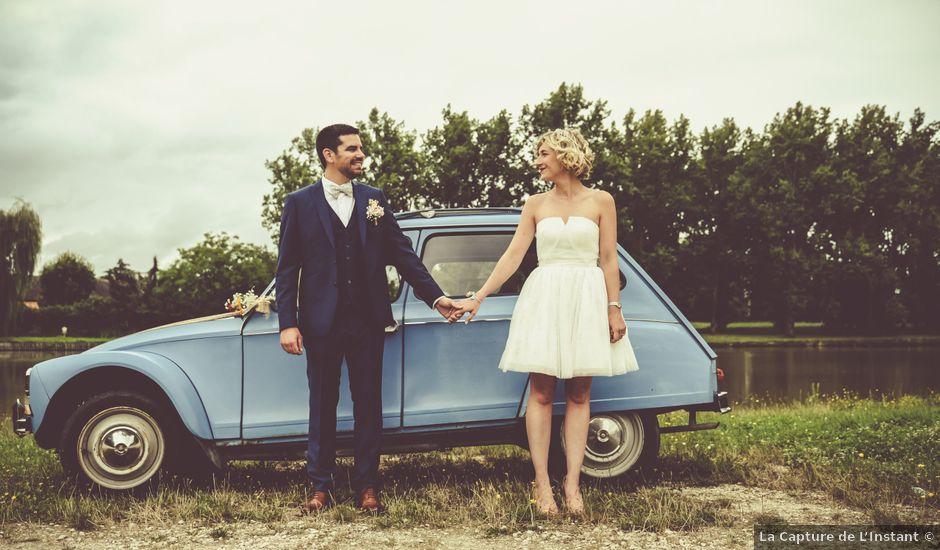 Le mariage de Steven et Amandine à Souvigny-en-Sologne, Loir-et-Cher