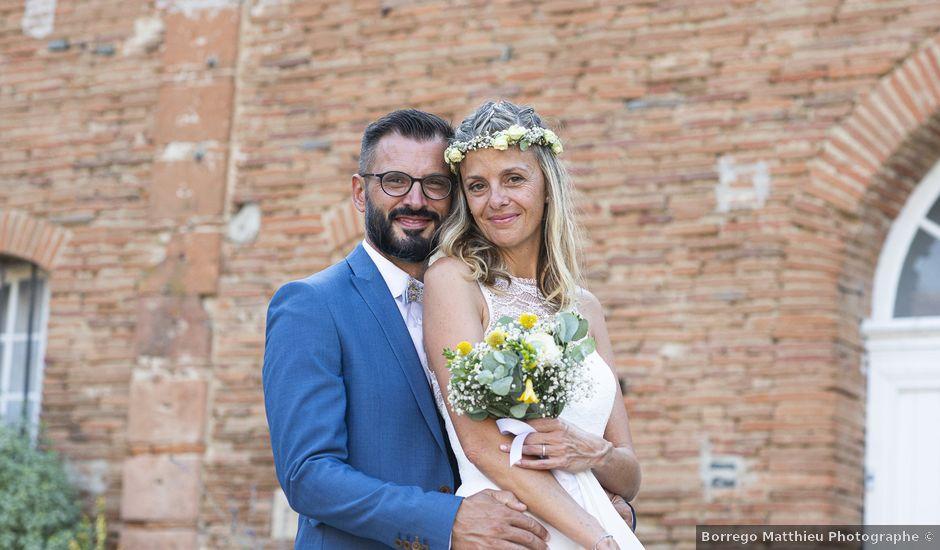 Le mariage de Christophe et Marie à Toulouse, Haute-Garonne