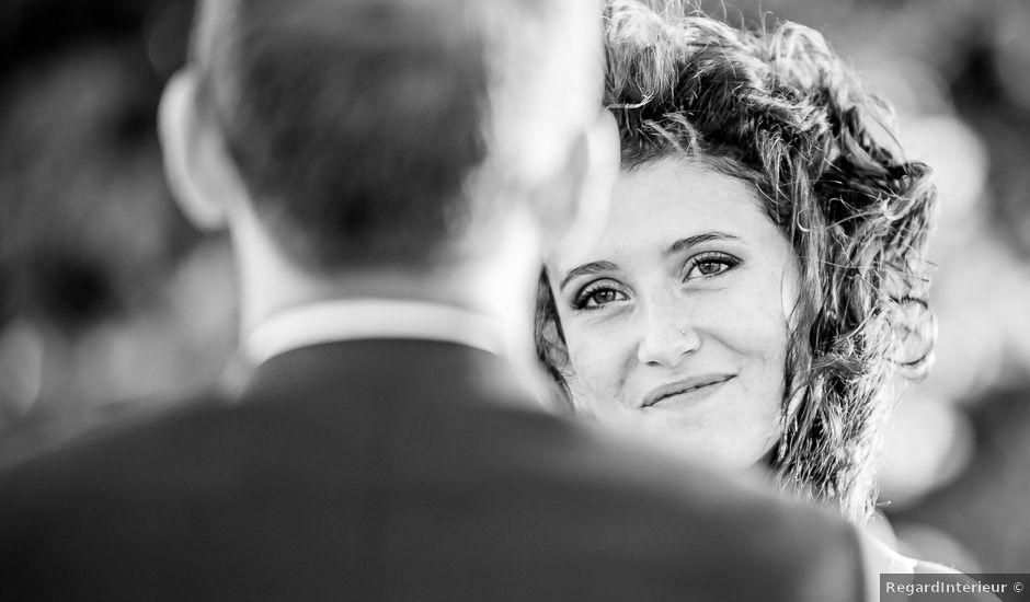 Le mariage de David et Oriane à Montamisé, Vienne