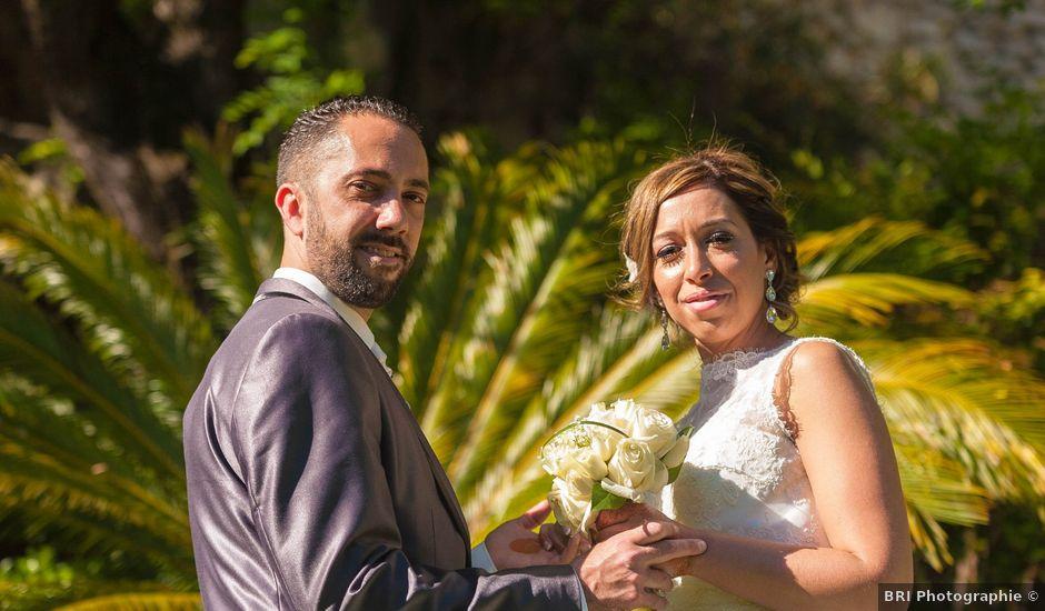 Le mariage de Julien et Aoitife à Manduel, Gard
