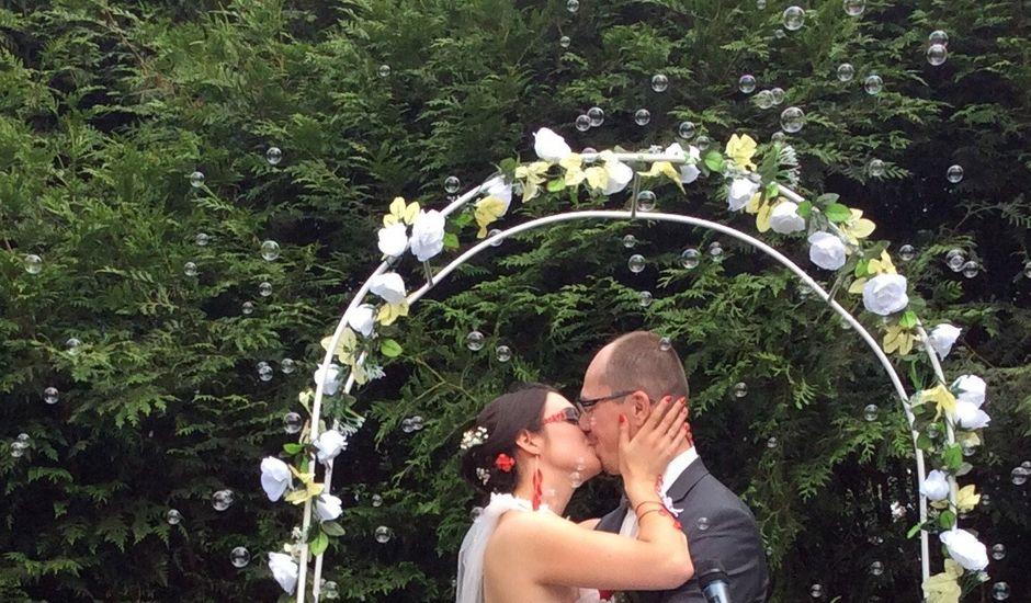 Le mariage de Julien et Carole à Acigné, Ille et Vilaine