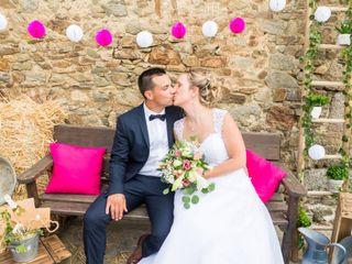 Le mariage de Adeline et Julien