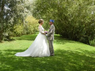Le mariage de Sandra  et Logan