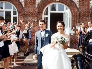 Le mariage de Chen et Quentin
