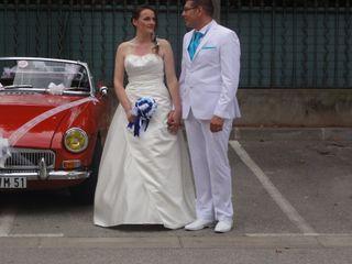 Le mariage de Sisca et Michael 1