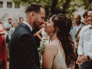 Le mariage de Julie et Steve