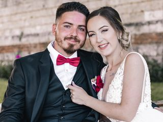 Le mariage de Marvin et Laurelyne