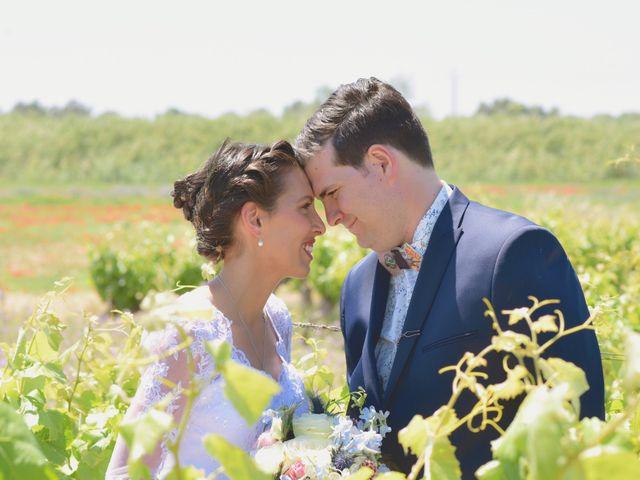 Le mariage de David et Christelle à Capestang, Hérault 14