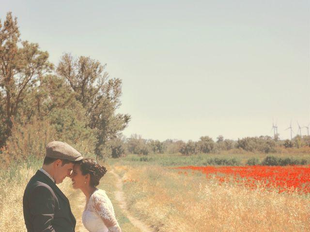 Le mariage de David et Christelle à Capestang, Hérault 20