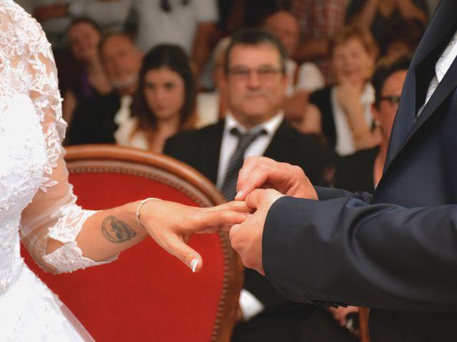 Le mariage de David et Christelle à Capestang, Hérault 24