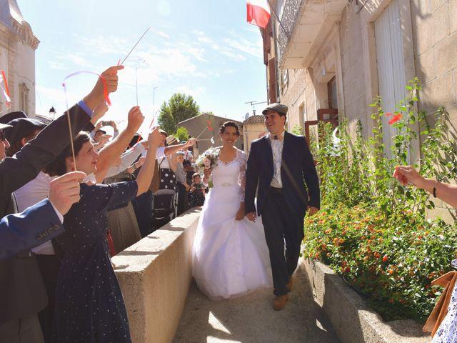Le mariage de David et Christelle à Capestang, Hérault 26