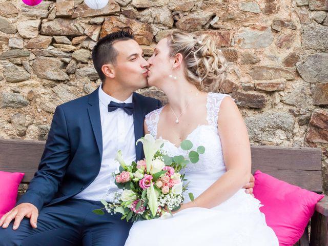 Le mariage de Julien et Adeline à Fenioux, Deux-Sèvres 50