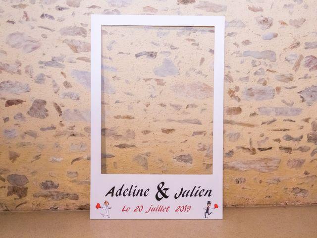 Le mariage de Julien et Adeline à Fenioux, Deux-Sèvres 81