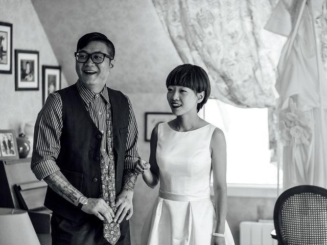 Le mariage de Quentin et Chen à Annecy-le-Vieux, Haute-Savoie 3