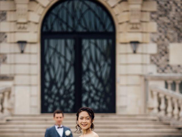 Le mariage de Quentin et Chen à Annecy-le-Vieux, Haute-Savoie 8