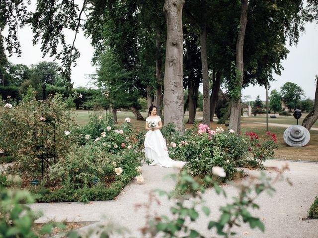 Le mariage de Quentin et Chen à Annecy-le-Vieux, Haute-Savoie 12