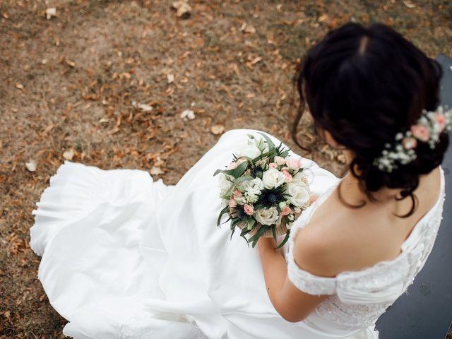 Le mariage de Quentin et Chen à Annecy-le-Vieux, Haute-Savoie 13