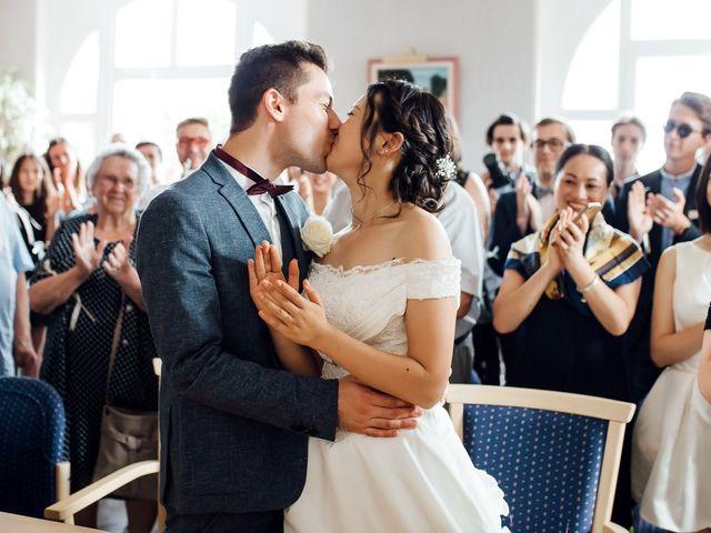 Le mariage de Quentin et Chen à Annecy-le-Vieux, Haute-Savoie 15