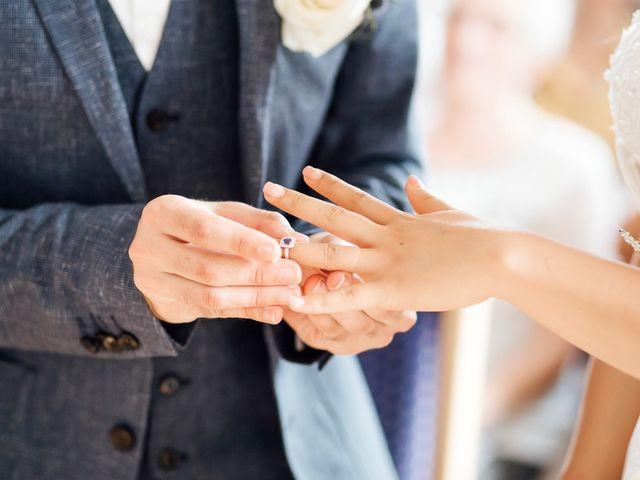 Le mariage de Quentin et Chen à Annecy-le-Vieux, Haute-Savoie 16